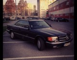 Mercedes Benz SEC 560 AMG (W126) V8/278ps/coupe/