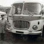 Zopár historických momentiek (aj) z prenosového vozu