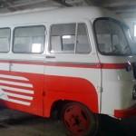 V Levoči renovujú aj historické autobusy