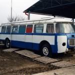 Zachoval sa posledný banský autobus typu RTO na Slovensku?