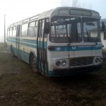 Zámena autobusov