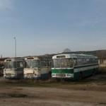 VRAKY autobusov na Slovensku a v Čechách