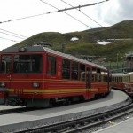 CH Jungfraujoch railway