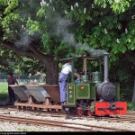 GB Leighton Buzzard Narrow Gauge Railway steam Rishra