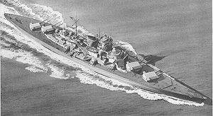 Bojová loď Bismarck