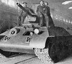 Tank T-34a