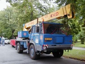 Tatra T813d