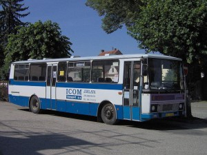 Karosa C734b