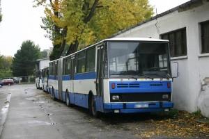 Karosa_c744 at SAD Bratislava
