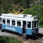 Ostravská električka Barborka