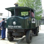 Skoda Sentinel