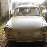 Trabant 601-Limuzína