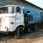 Zameták IFA W50