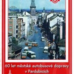 60 let městske autobusove dopravy v pardubicich