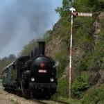 Vlak na Dobris
