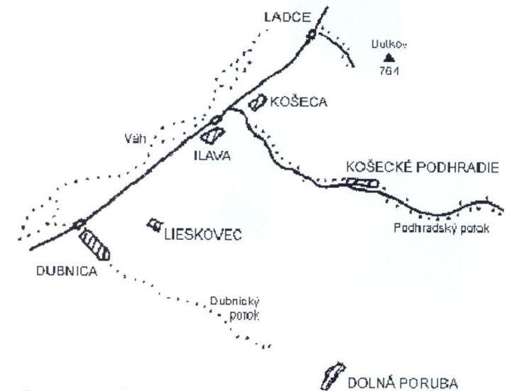Gápel trať 2