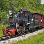 USA Hesston steam