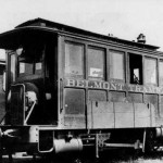 Australia steam Belmont tramway