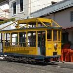 Brasil Santa Tereza tram work BR_0664