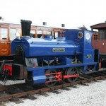GB Andrew Barclay 0-4-0ST No. 699 Swanscombe  swan_l2