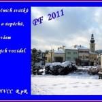 Hornest veterán - PF 2011