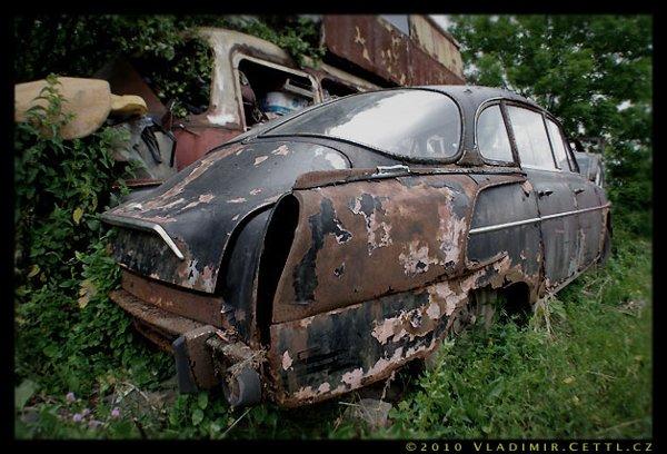 Tatra vrak 1