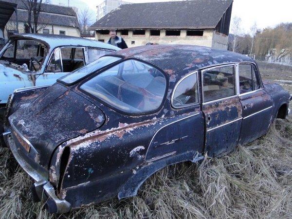 Tatra vrak 2
