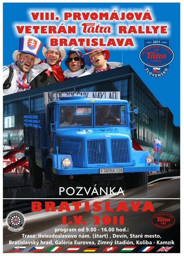 Prvomajova Rally 2011