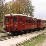26. Magda je jednym z mala vlakov, ktore sa v sucasnosti v Levoci ukazu...
