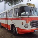 Škoda 706 RTO na Rendezi