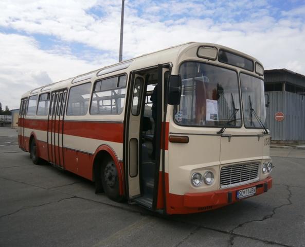 Karosa ŠM11 #1832 - KHA (posledný vyrobený autobus radu Šx VČ 26 699)