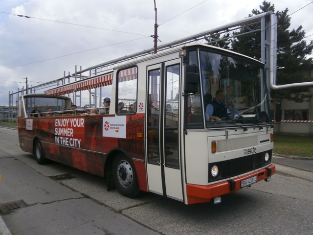 Karosa B732 Cabrio #2999