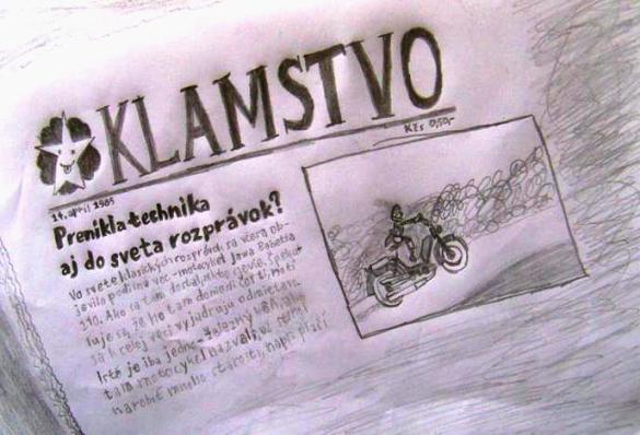 1-4. Clanok v Klamstve