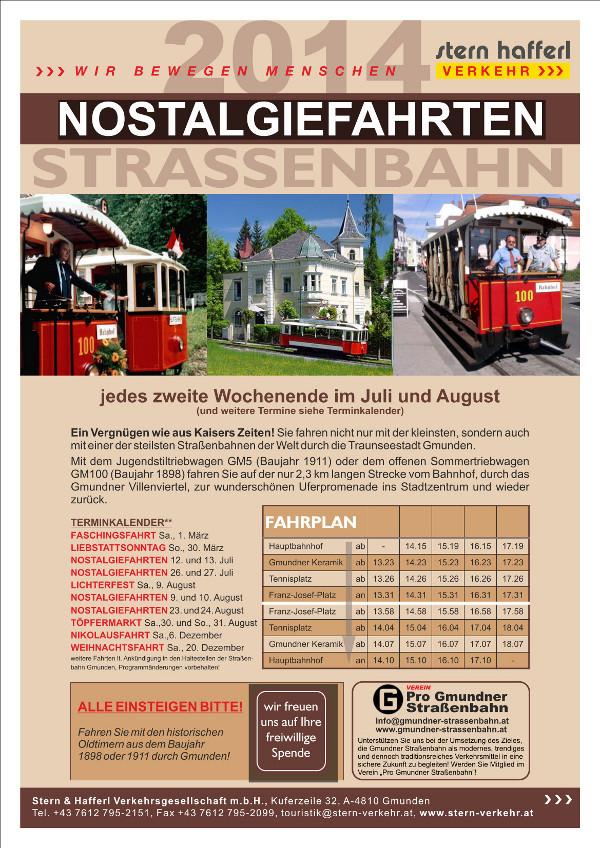 Gmunden nostalgia 2014