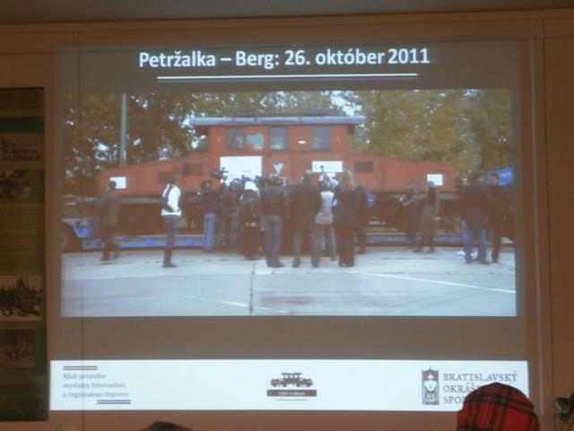 Peteržalka - Ber 26. 10. 2011