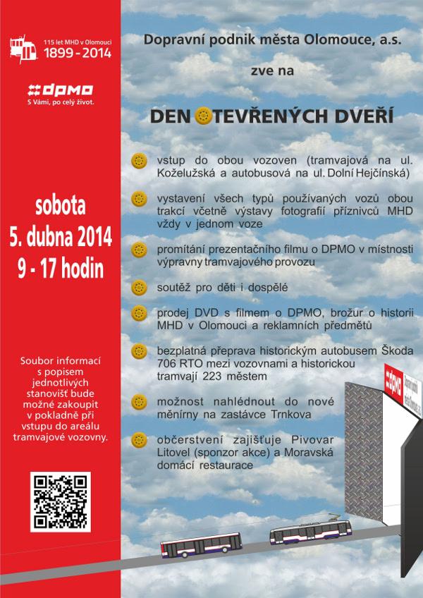 115 let MHD v Olomouci