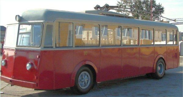 BA Trolejbus