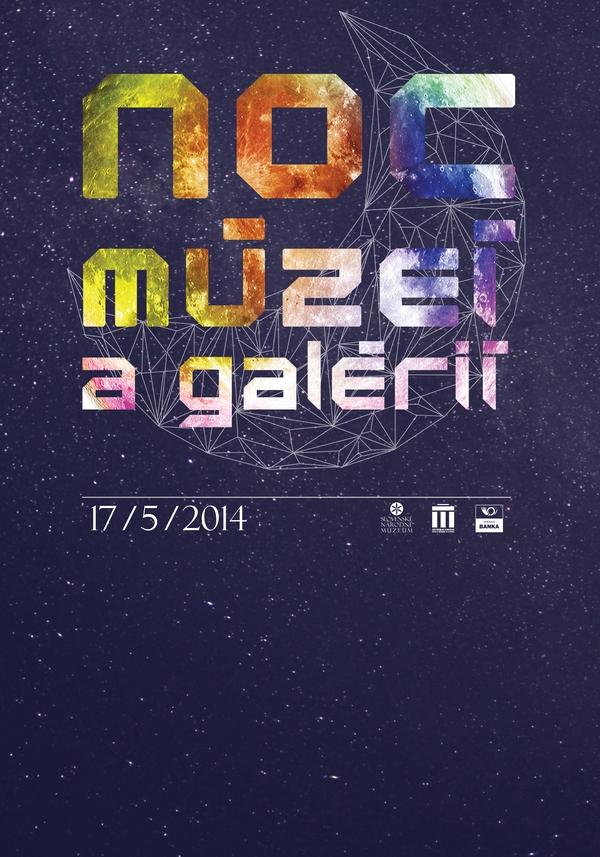 Noc muzei a galerii 2014