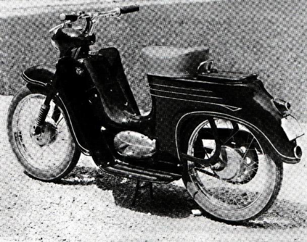 19 oskutrovany Pionier, tvariaci sa ako treti prototyp s reumaplechmi