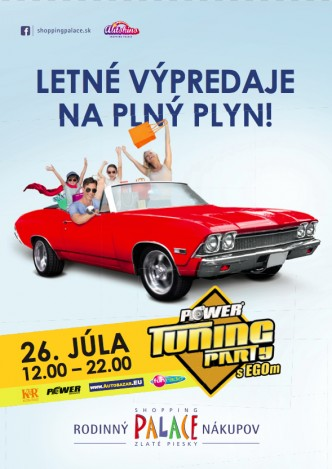 POWER TUNING PARTY