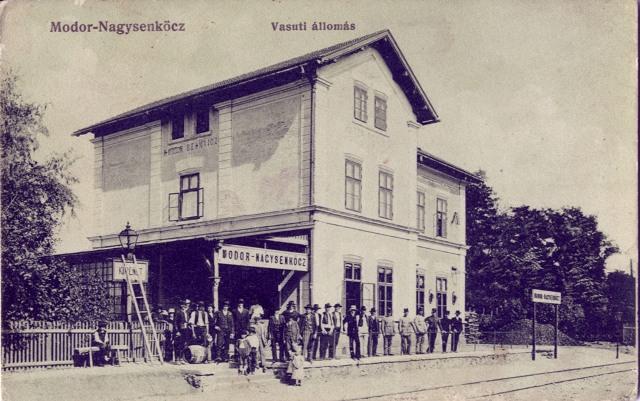 06 stanicna budova za Rakusko-Uhorska