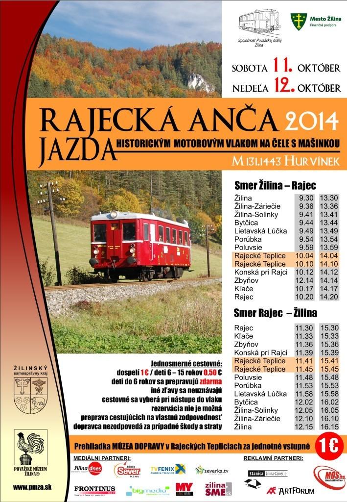 Rajecka Anca 2014