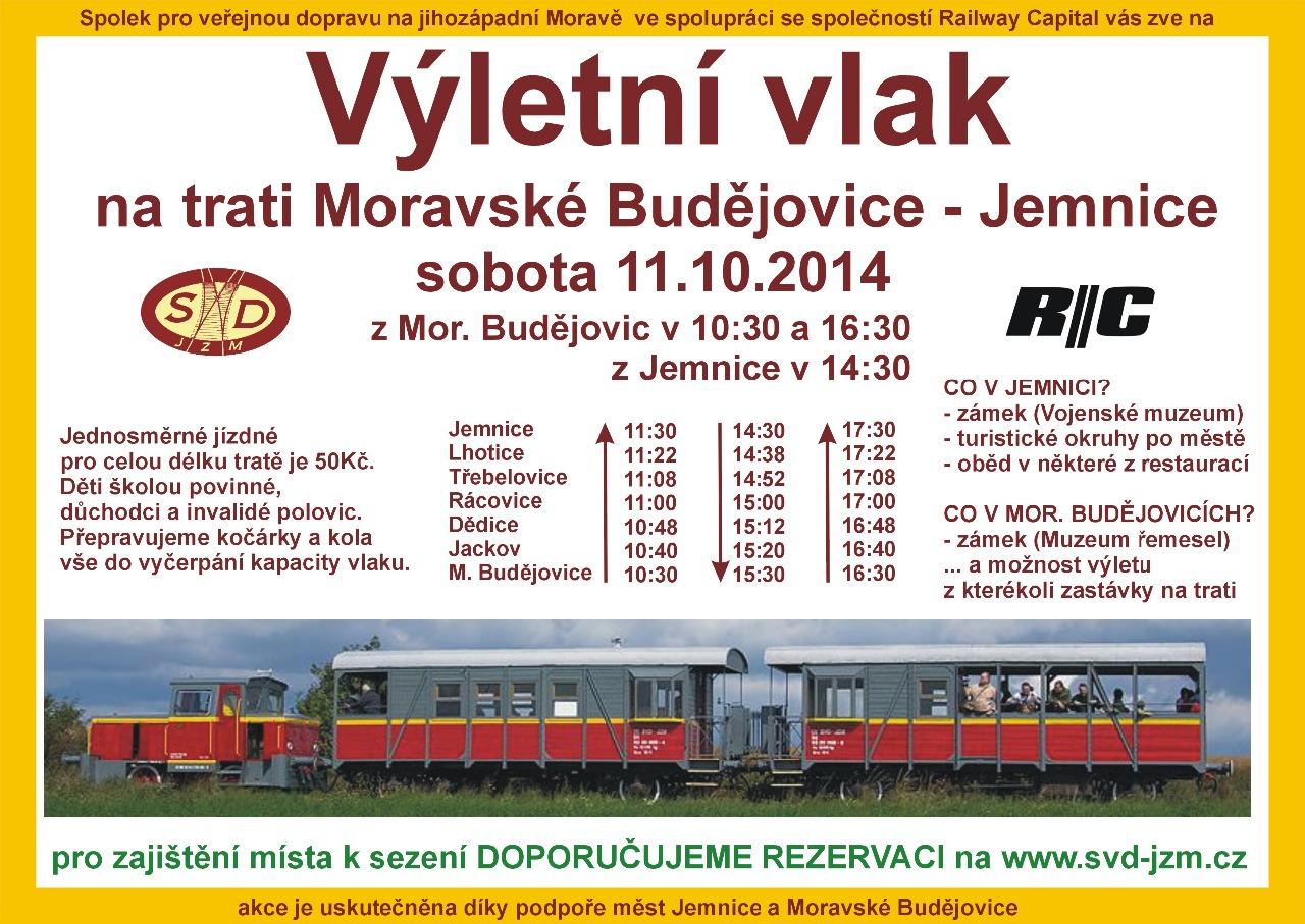 vyletni vlak 2014-2
