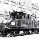 01 lokomotiva na slucke v Starom meste
