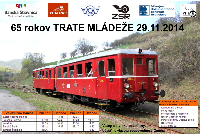 trat-mladeze-odchod-vlaku