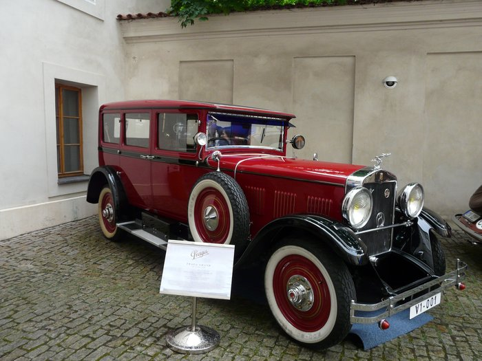 10 Skoda Hispano-Suiza