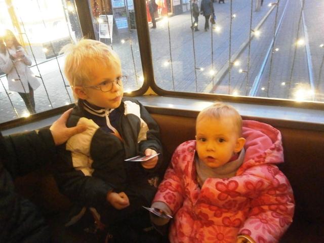 Deti dostali od sprievodkyne pamätný cestovný lístok