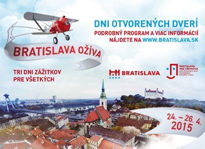 Dni Bratislavy 2015