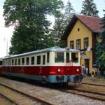 Železničná stanica Brezová pod Bradlom