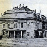 18 das alte Presburger Theater, ktore zburali 1884